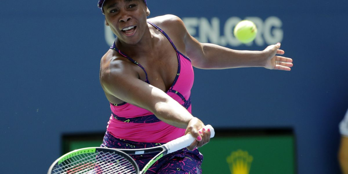 Venus Williams returning to Lowcountry for Volvo Car Open