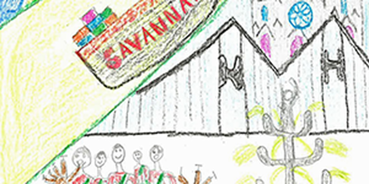 WTOC Coloring Contest