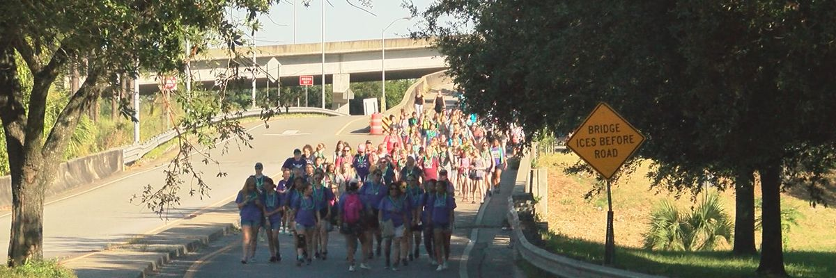 Girl Scouts across the nation participate in Bridging Ceremony