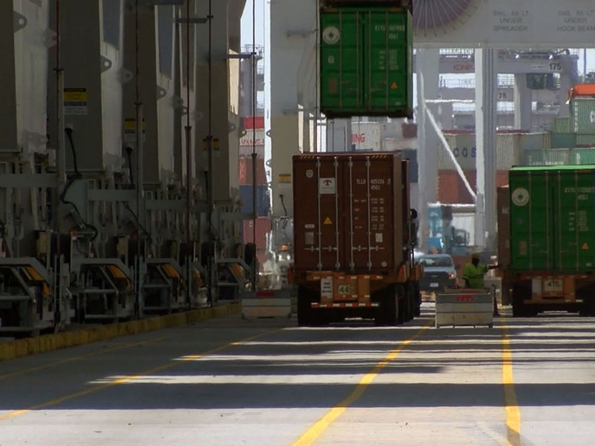 Annual State of the Port Address set for Thursday in Savannah