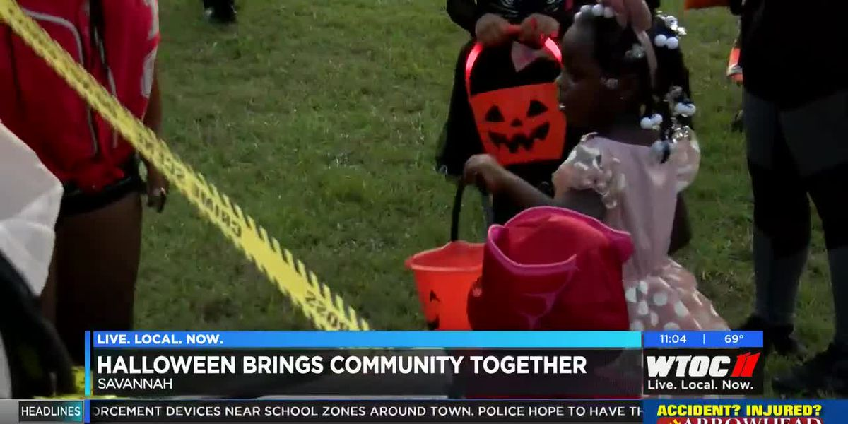 Halloween events bring Savannah community together