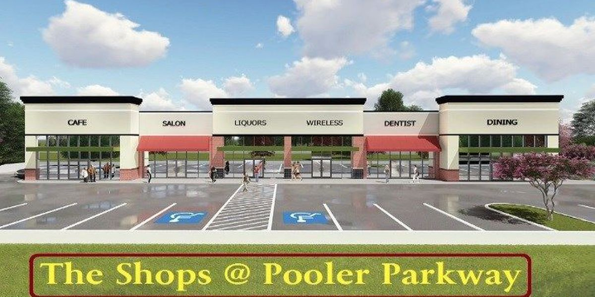 Shops at Pooler Parkway' coming in 2018