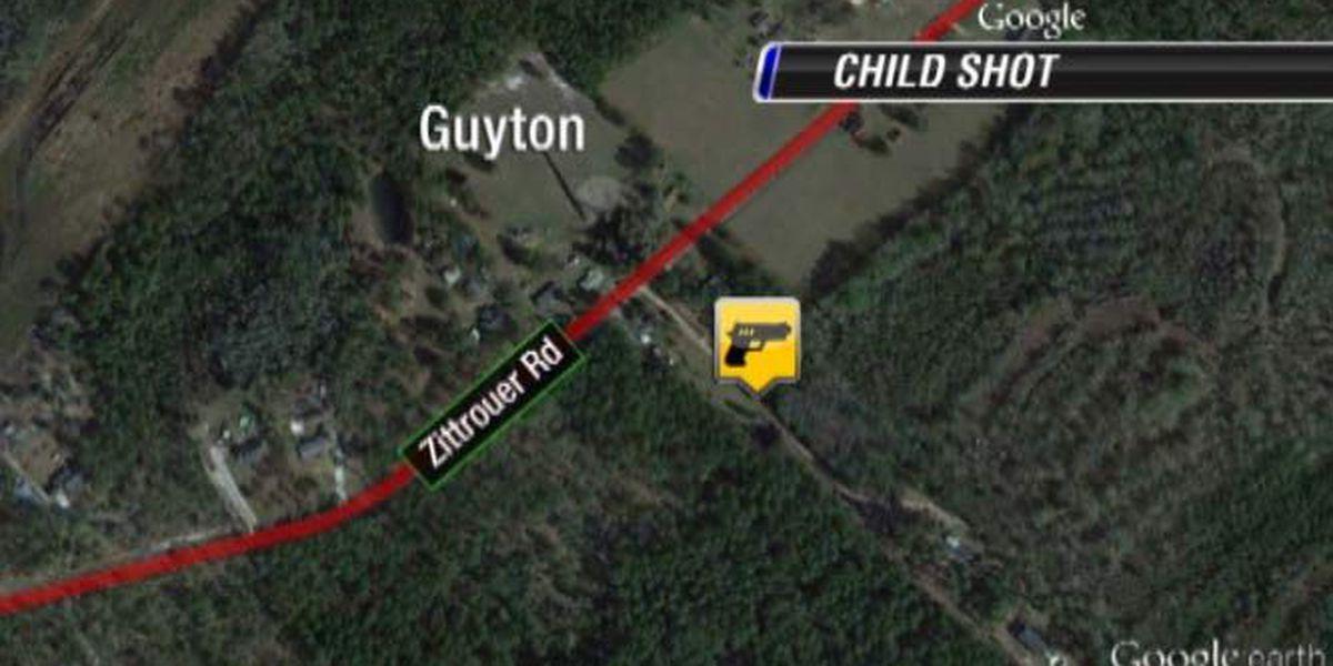 ECSO releases name of Guyton boy shot