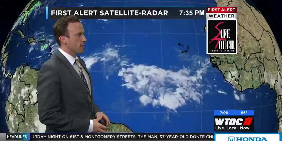 Atlantic Basin Remains Quiet