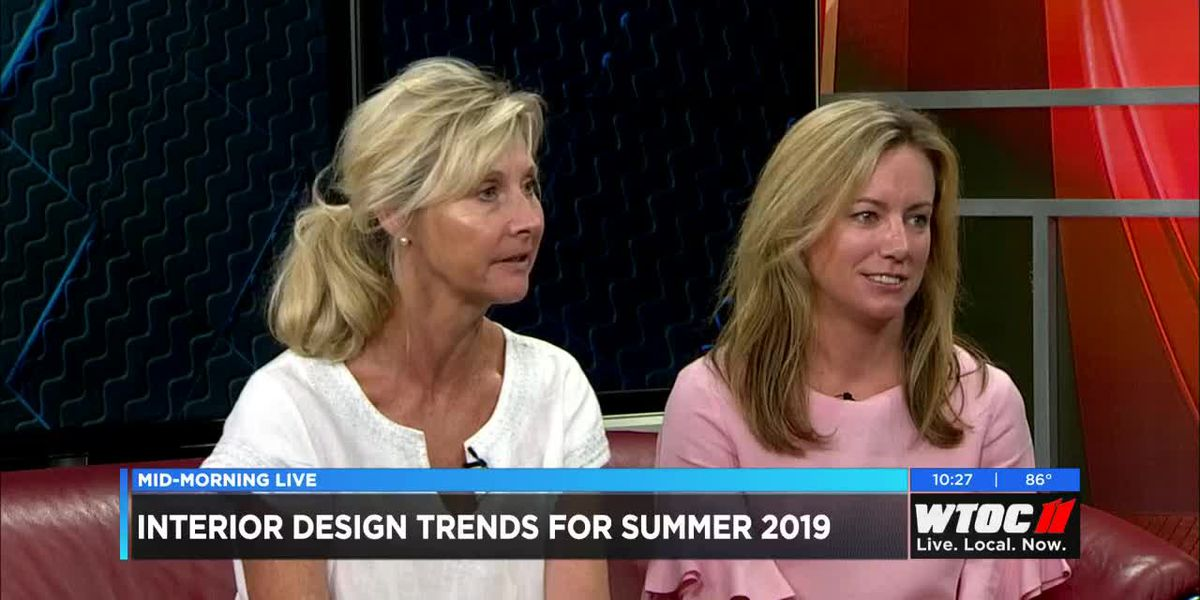 Interior Design Trends for Summer 2019