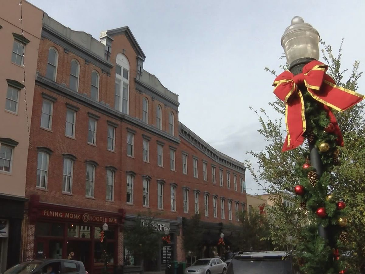 Downtown business organizations funding Savannah Christmas decorations