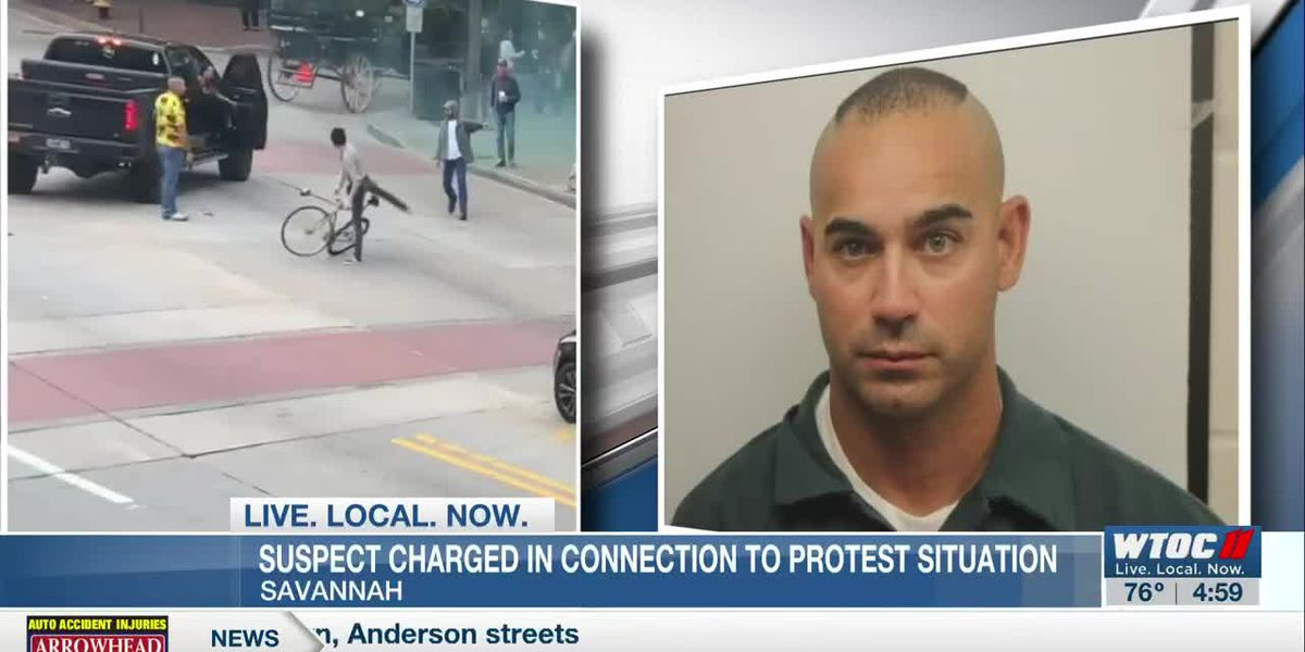 Savannah mayor says charges possible for protesters involved in weekend incident