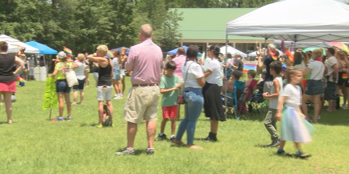 Lowcountry residents hold LGBTQ+ pride parade