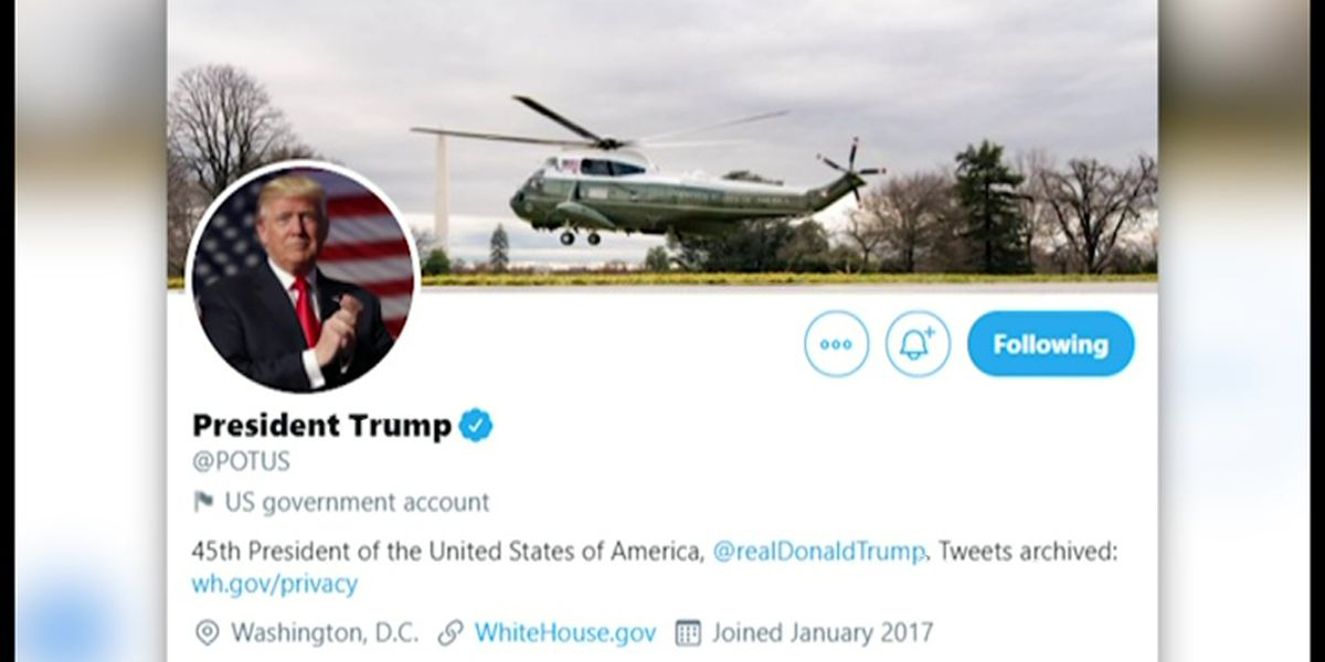 Twitter plans to give @POTUS account to Biden on Inauguration Day
