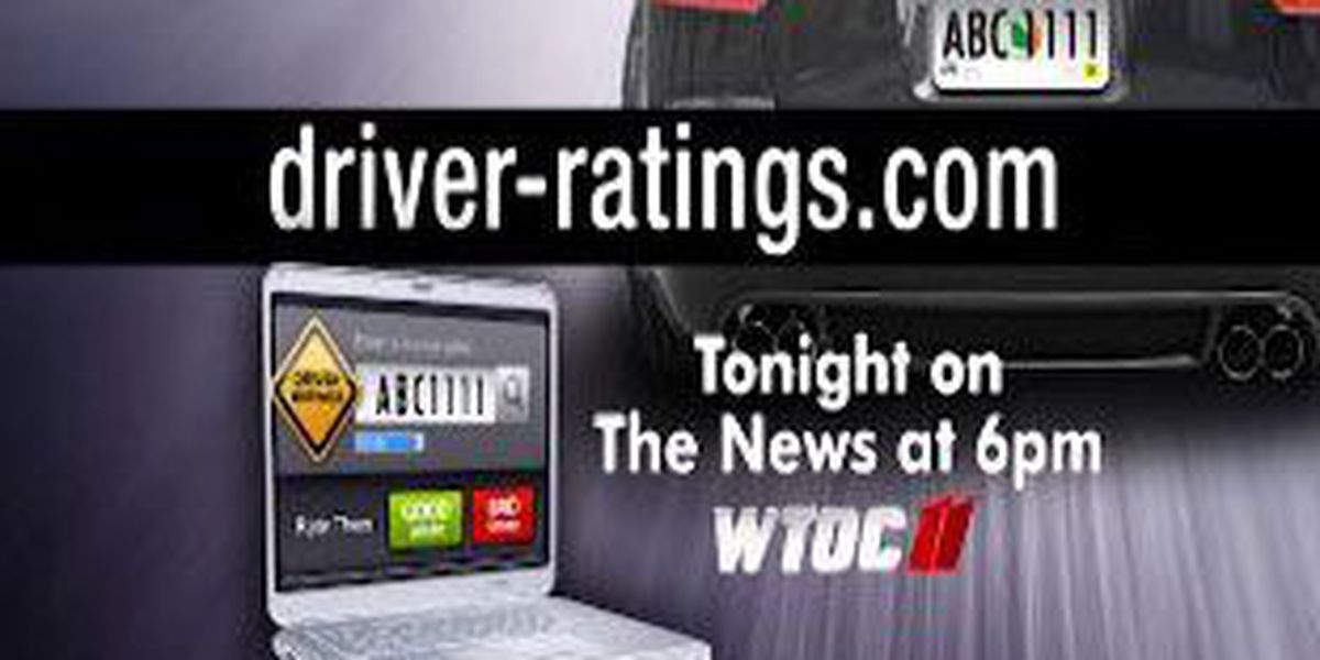 Wednesday at 6 p.m.: Driver Ratings
