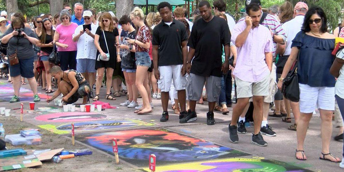 SCAD Sidewalk Arts Festival set for Saturday at Forsyth Park