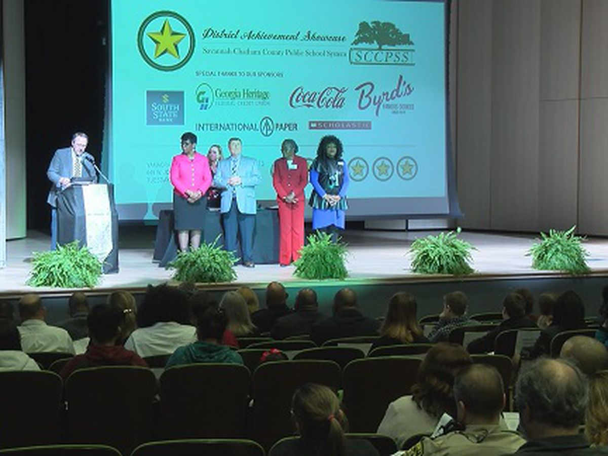 SCCPSS holds District Achievement Showcase