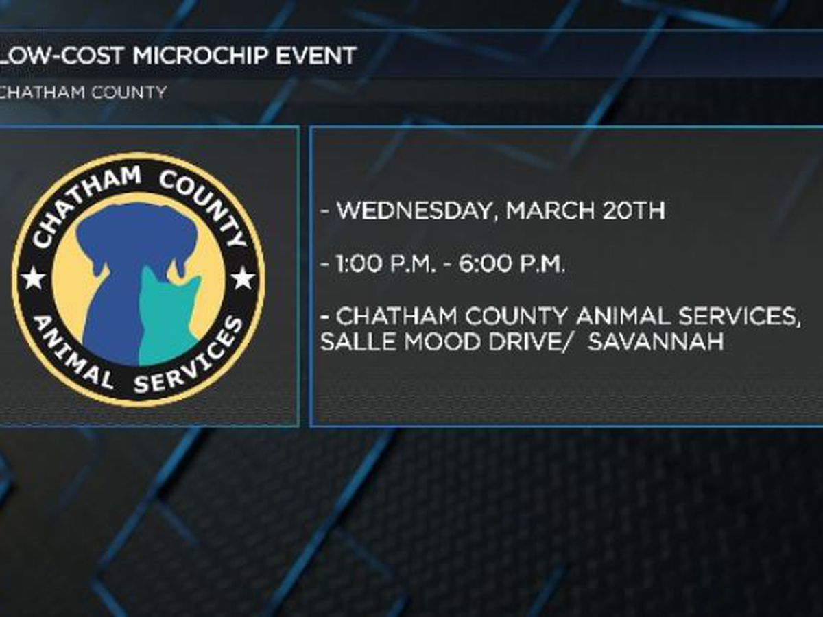 CEMA, Chatham Co. Animal Services to host micro-chip clinic
