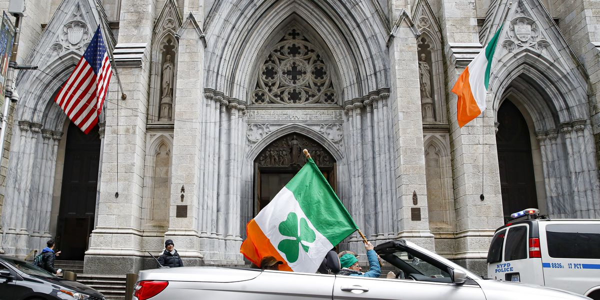 St. Patrick's Day subdued across the world amid virus crisis