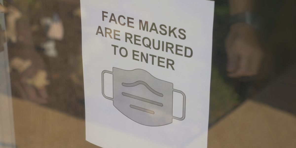 LIST: Area cities, towns with face mask mandates