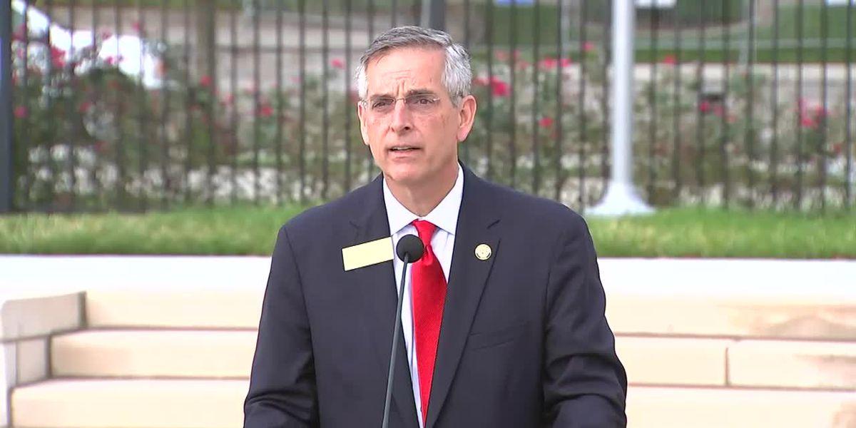 Ga. Secretary of State responds to calls for his resignation