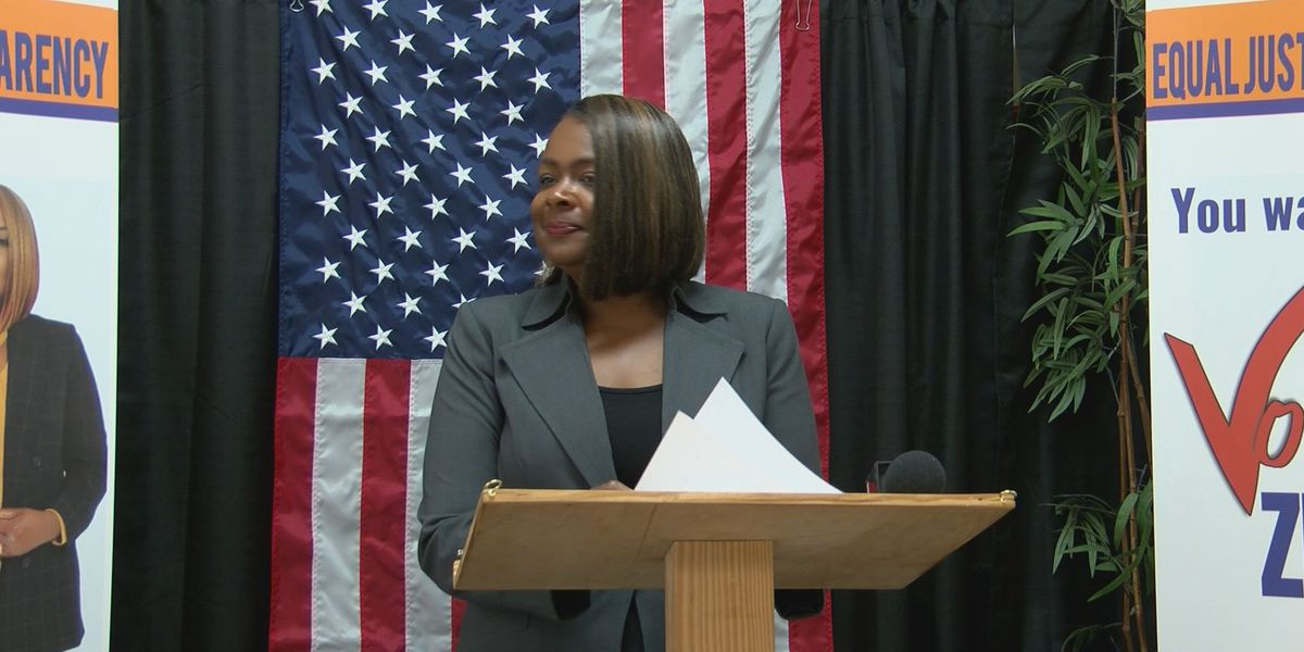 Zena McClain announces run for Chatham County District Attorney