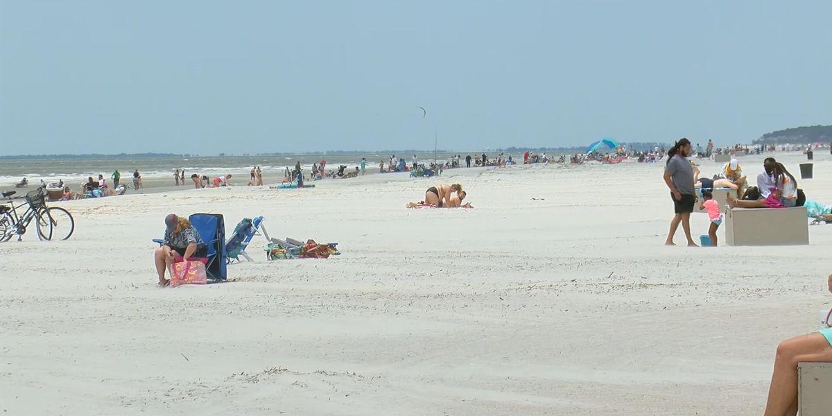 Shore Beach Services focused on safety after shark spotted at Coligny Beach