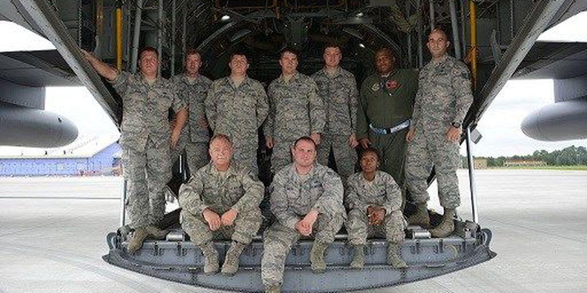 Georgia Air National Guard responding to Hurricane Harvey