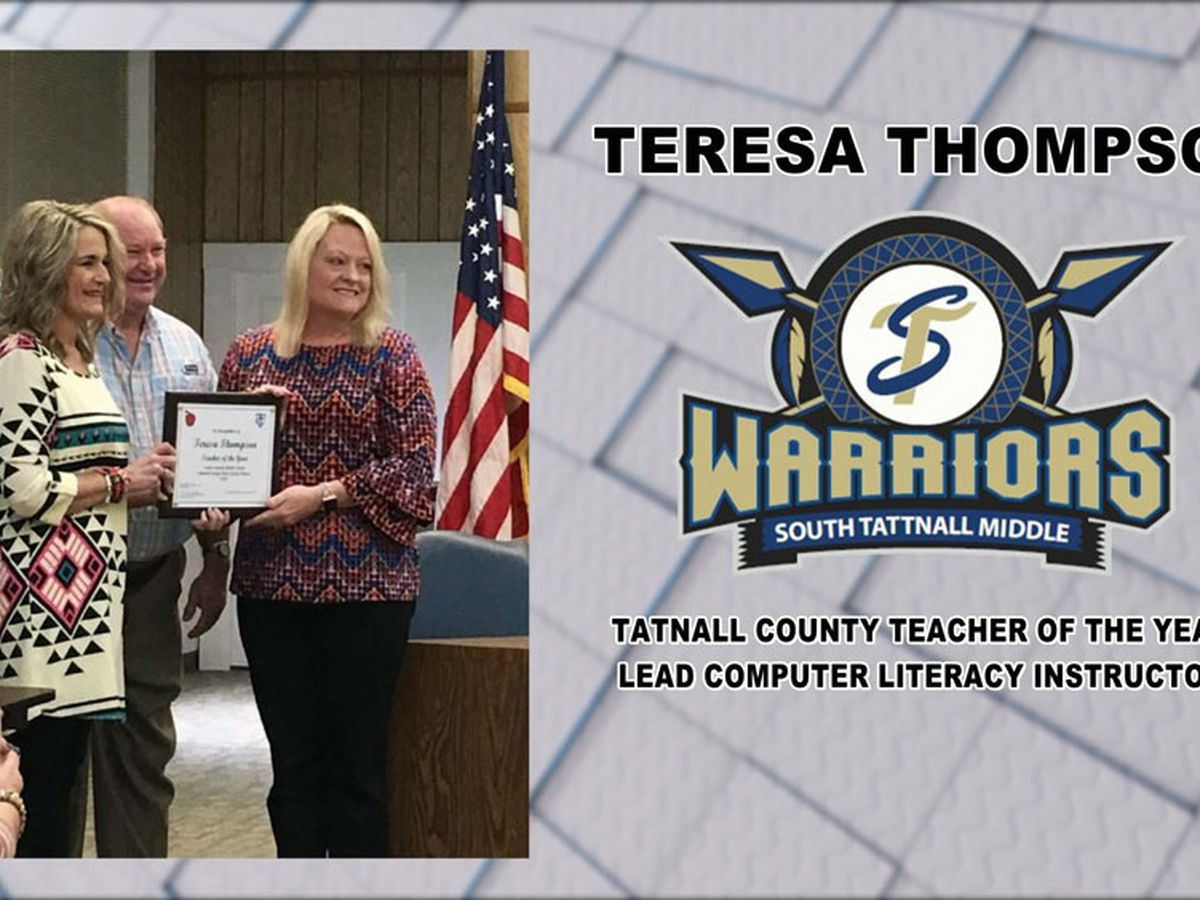 Tattnall County teacher among GA Teacher of the Year finalists
