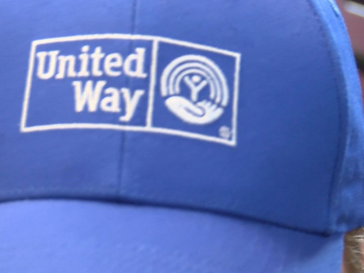 United Way's 'Paint Liberty Blue' campaign underway