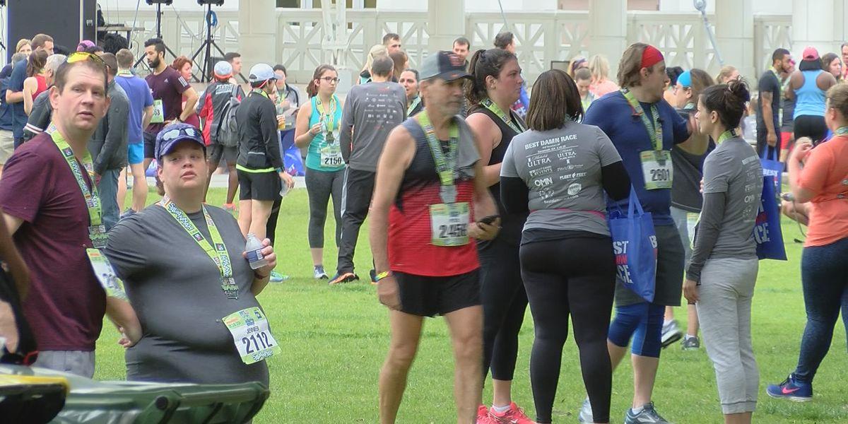 Savannah runners participate in their first ever BDR