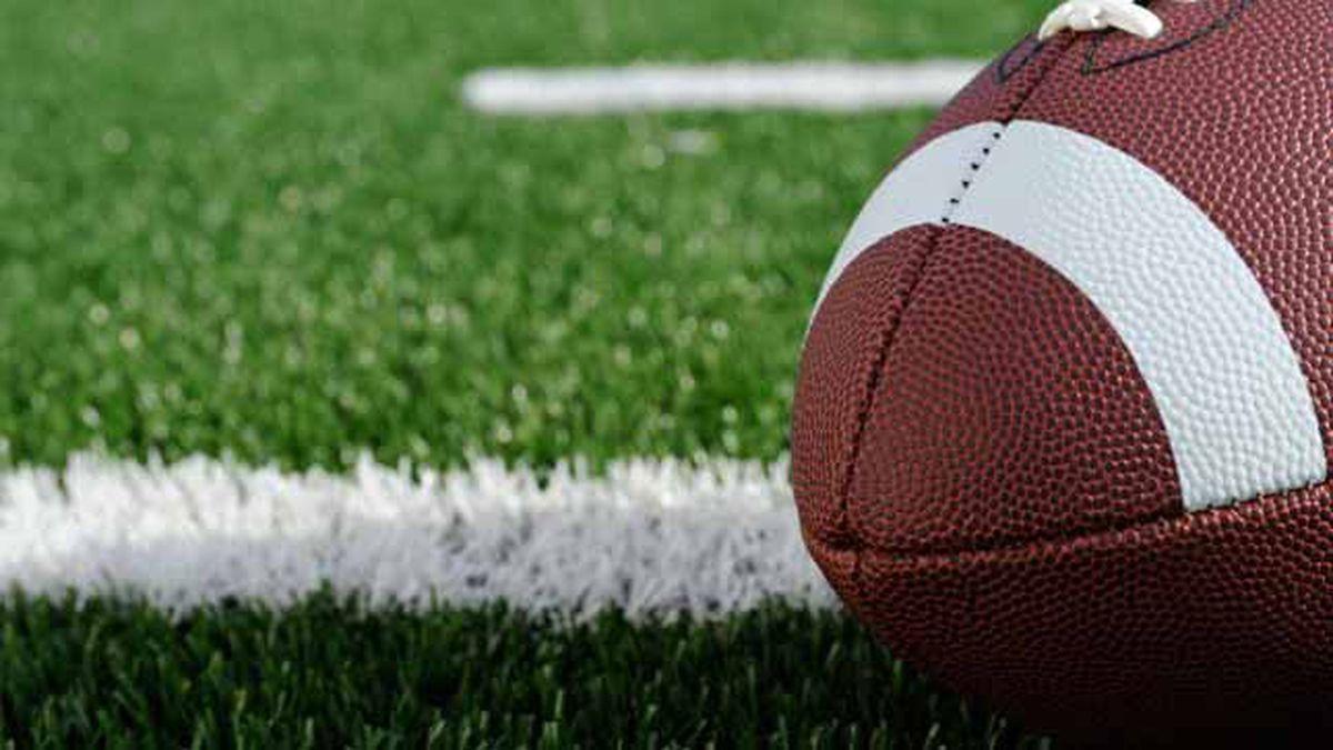 Next week's state football playoff matchups