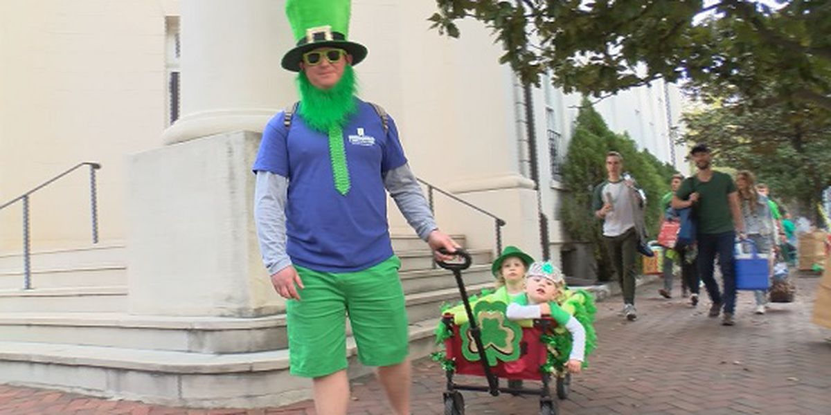 Saint Patrick's Day in Savannah full of family traditions