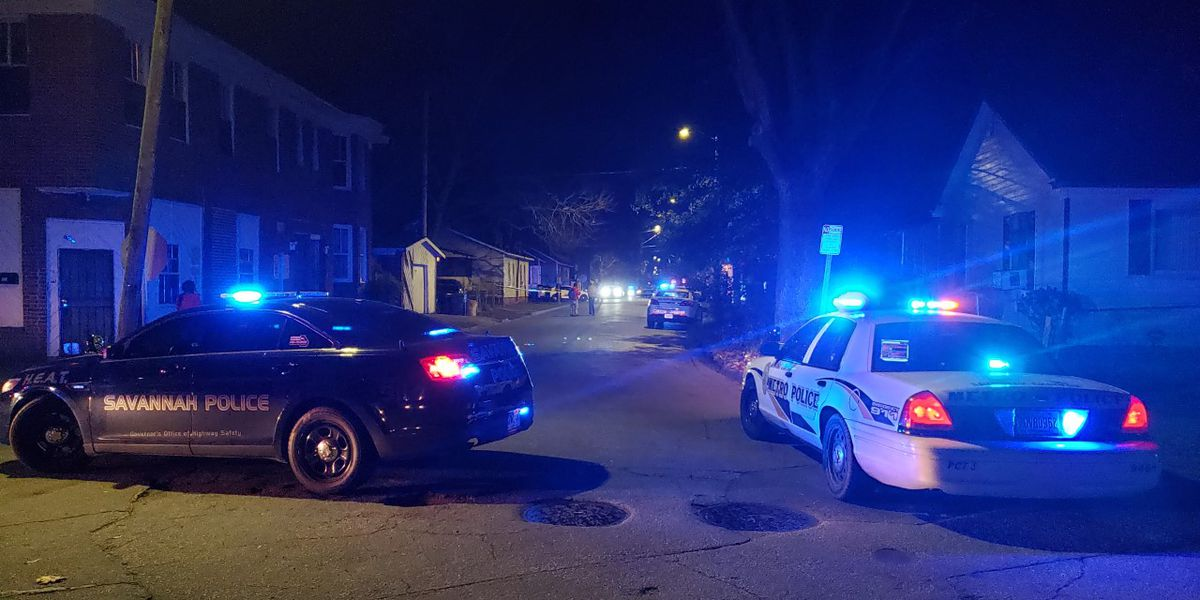 GBI investigating officer-involved shooting on E. 35th St. in Savannah