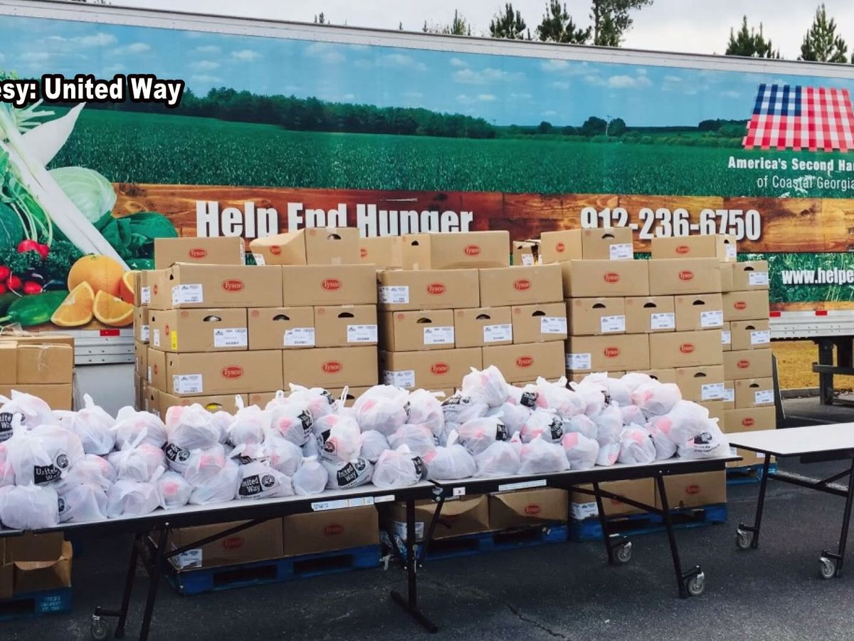 Mobile food pantry available Tuesday in Effingham County