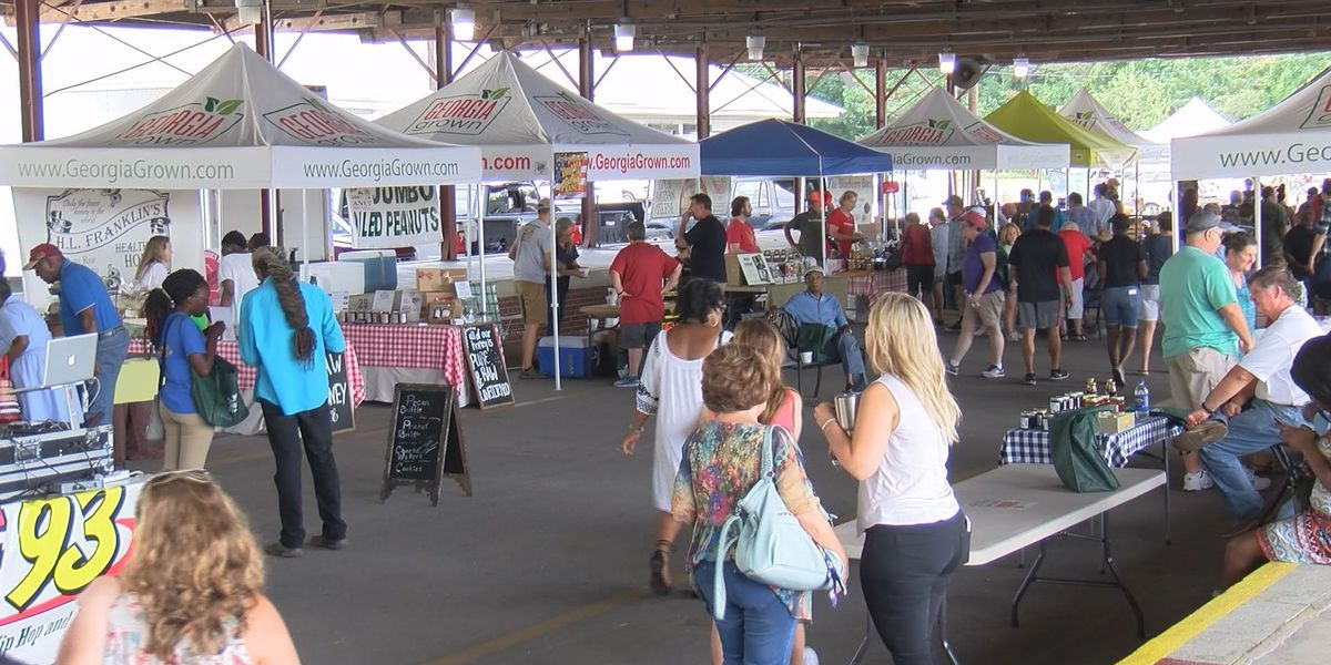 Good News: Farmers' market returns