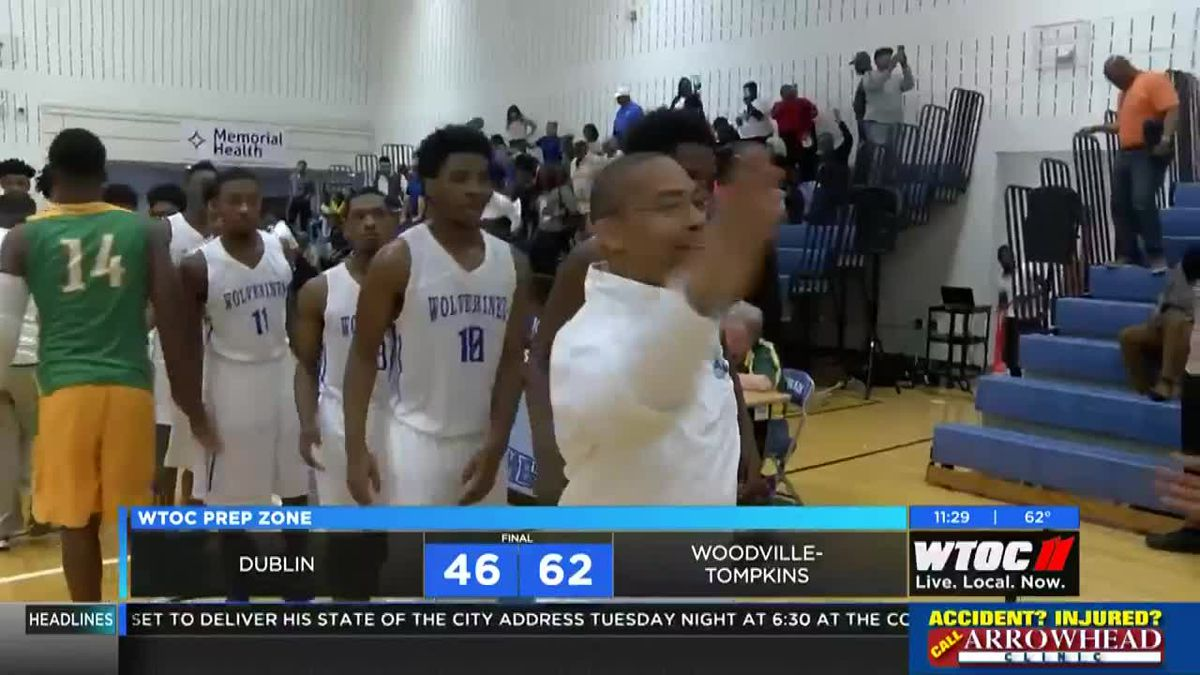 Woodville-Tompkins boys stay unbeaten with first round win