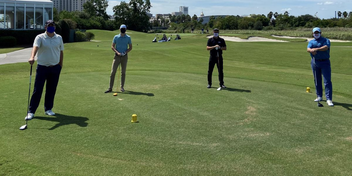 Ronald Open Golf Tournament held at Savannah Habor