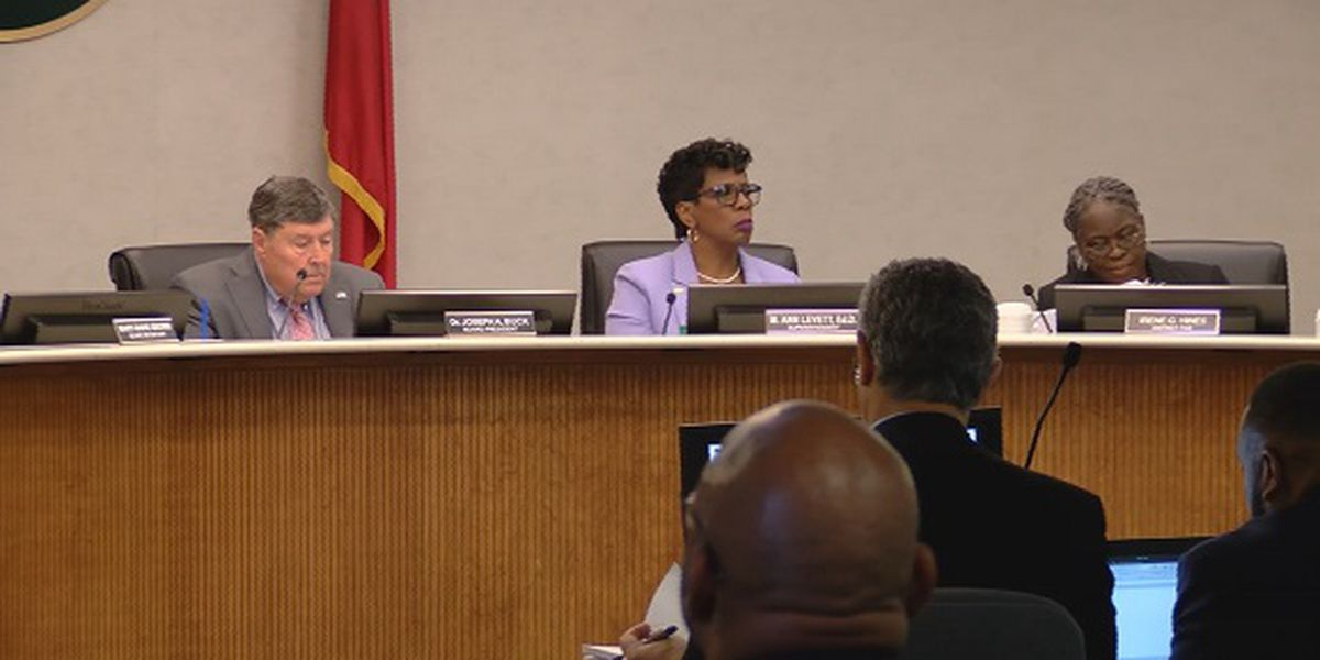 Savannah-Chatham County School Board sets budget, millage rate