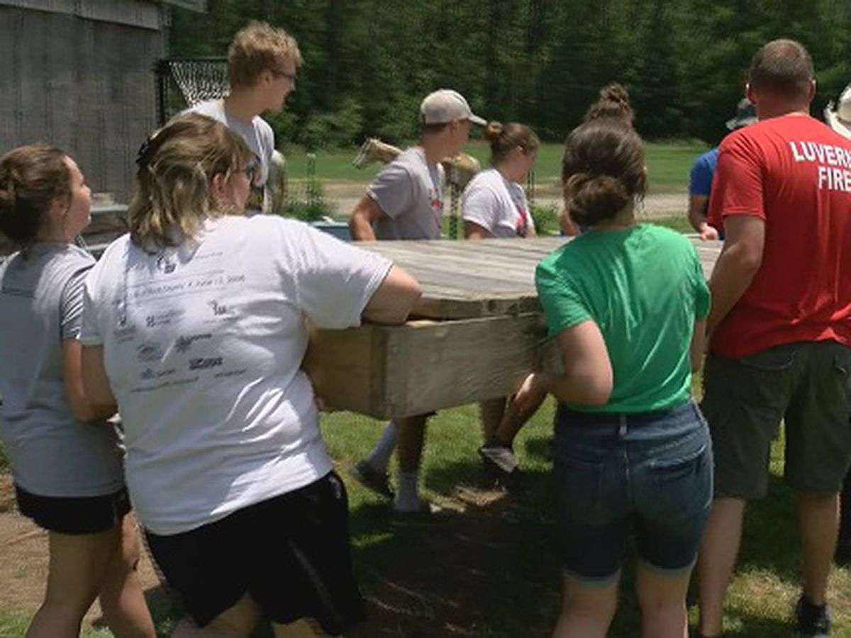 Good News: Youth Works volunteers travel to Coastal Empire from Midwest
