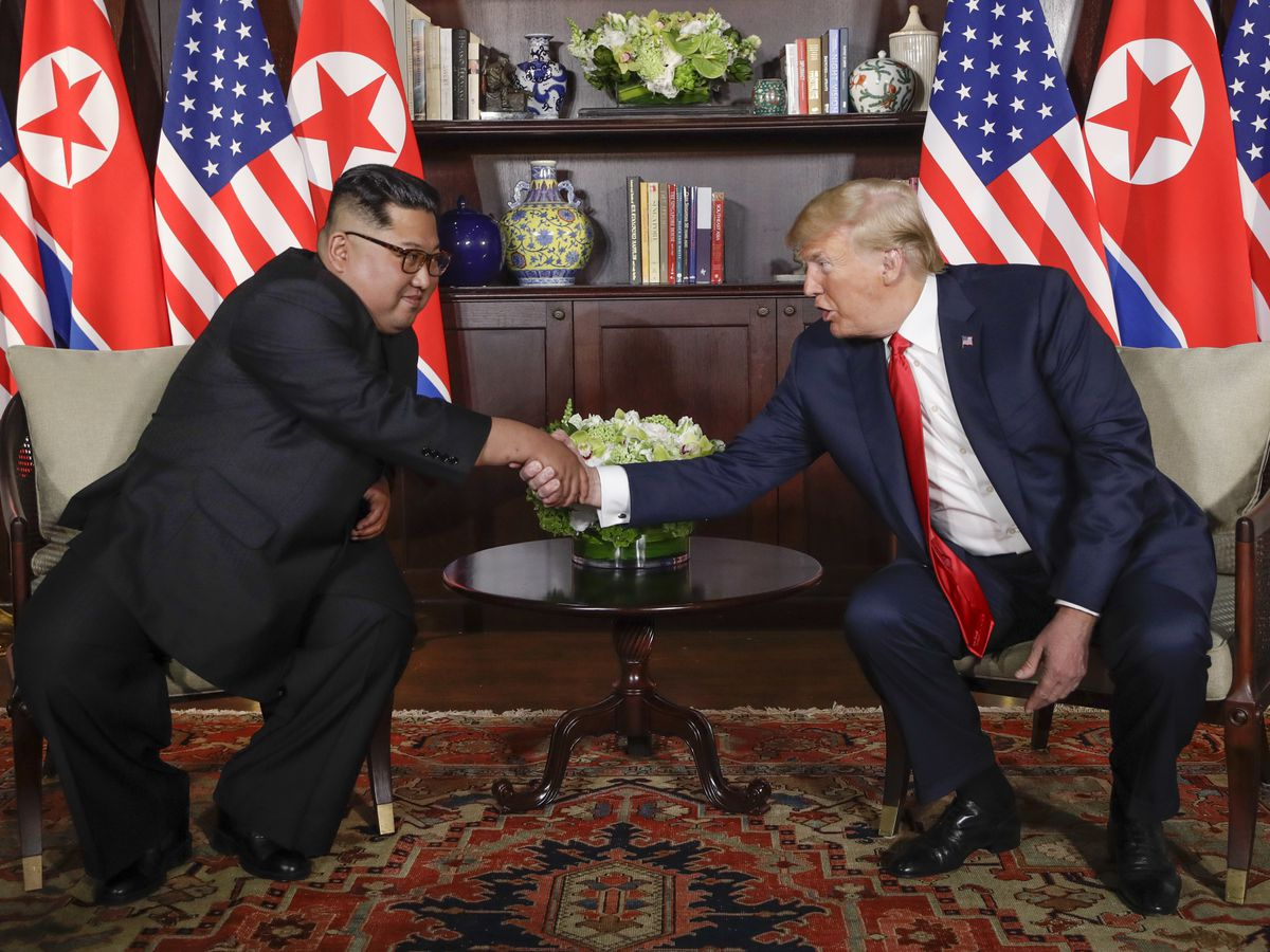 Trump, Kim to hold 2nd summit in late February