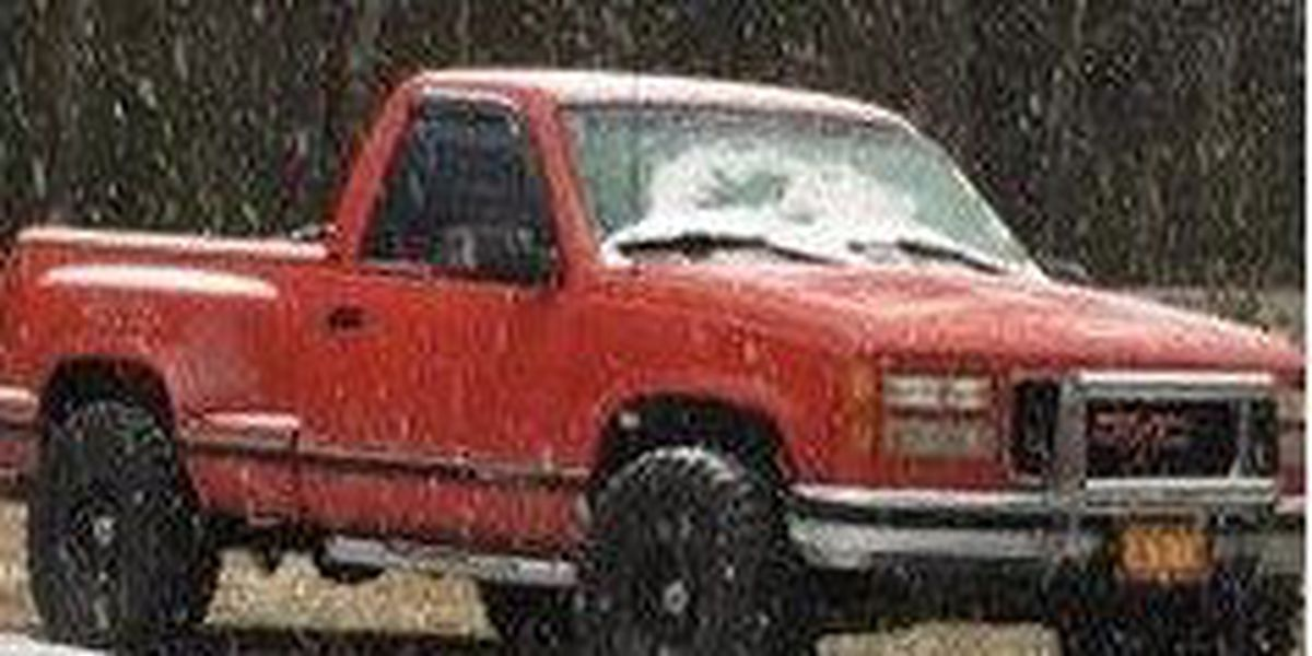 BCSO looking for truck stolen off Fording Island Road