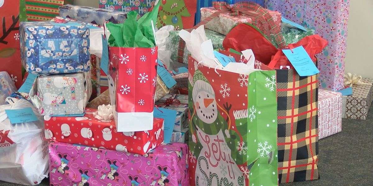 GSU holiday helpers making Christmas brighter for families in need