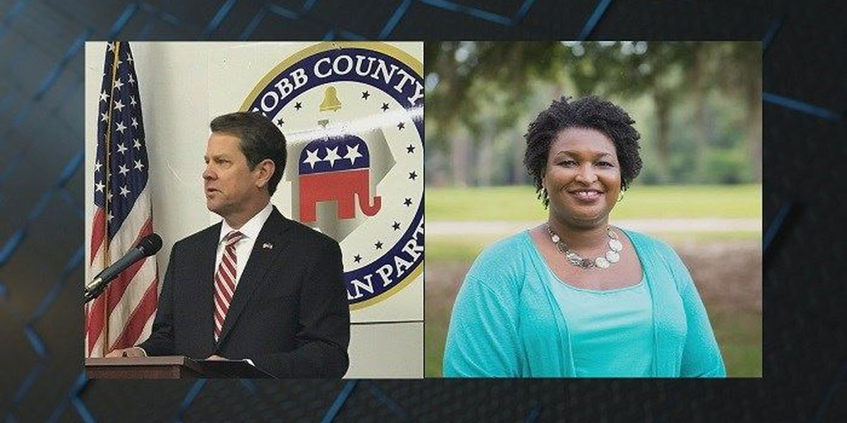 Campaign events for Kemp, Abrams to be held in Savannah