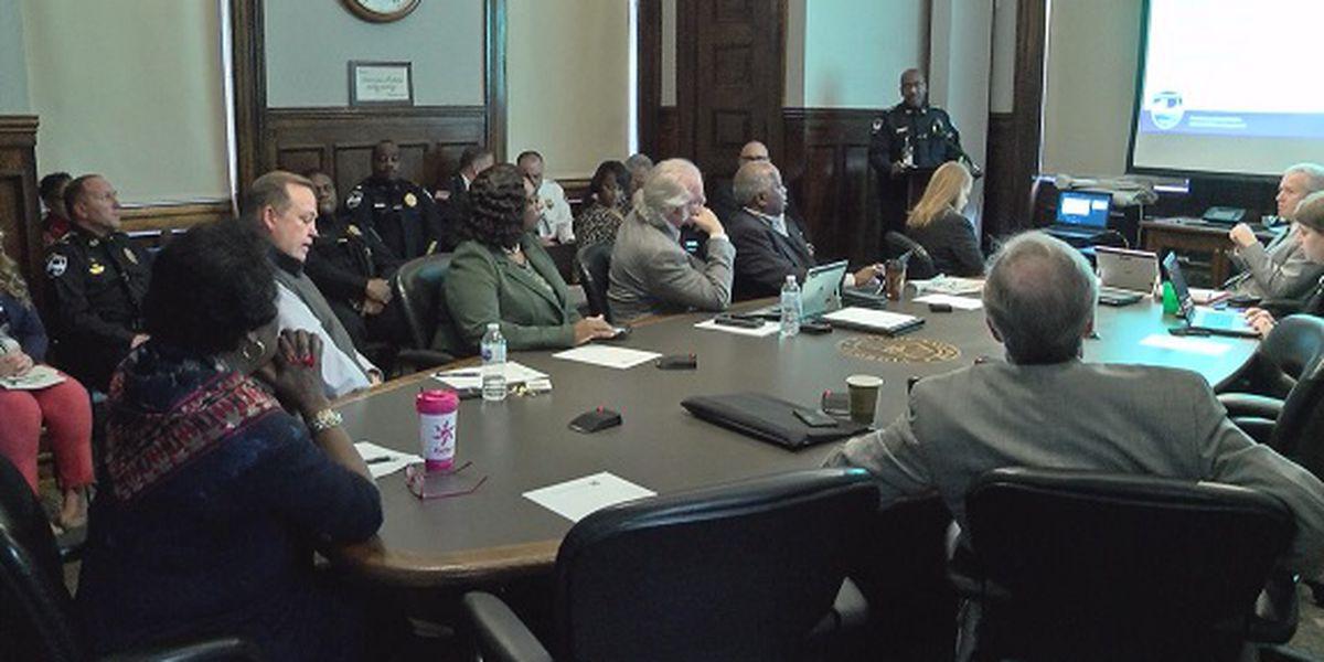 Savannah City Council reviews 2018 crime stats
