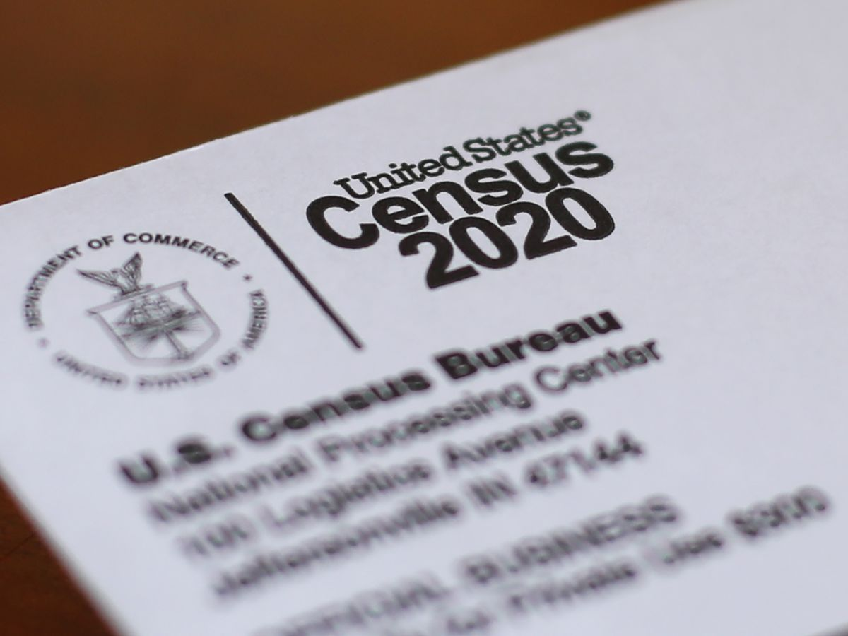 Calculating the 2020 Census response rate for Chatham Co.