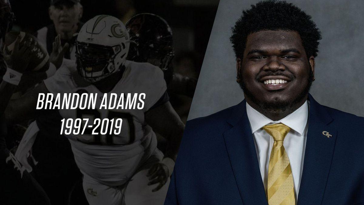 Georgia Tech football player dead at 21