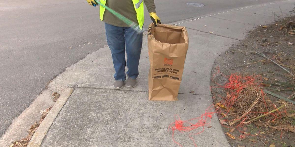 Savannah's Litter Clean Team kicks off, giving the homeless job opportunities