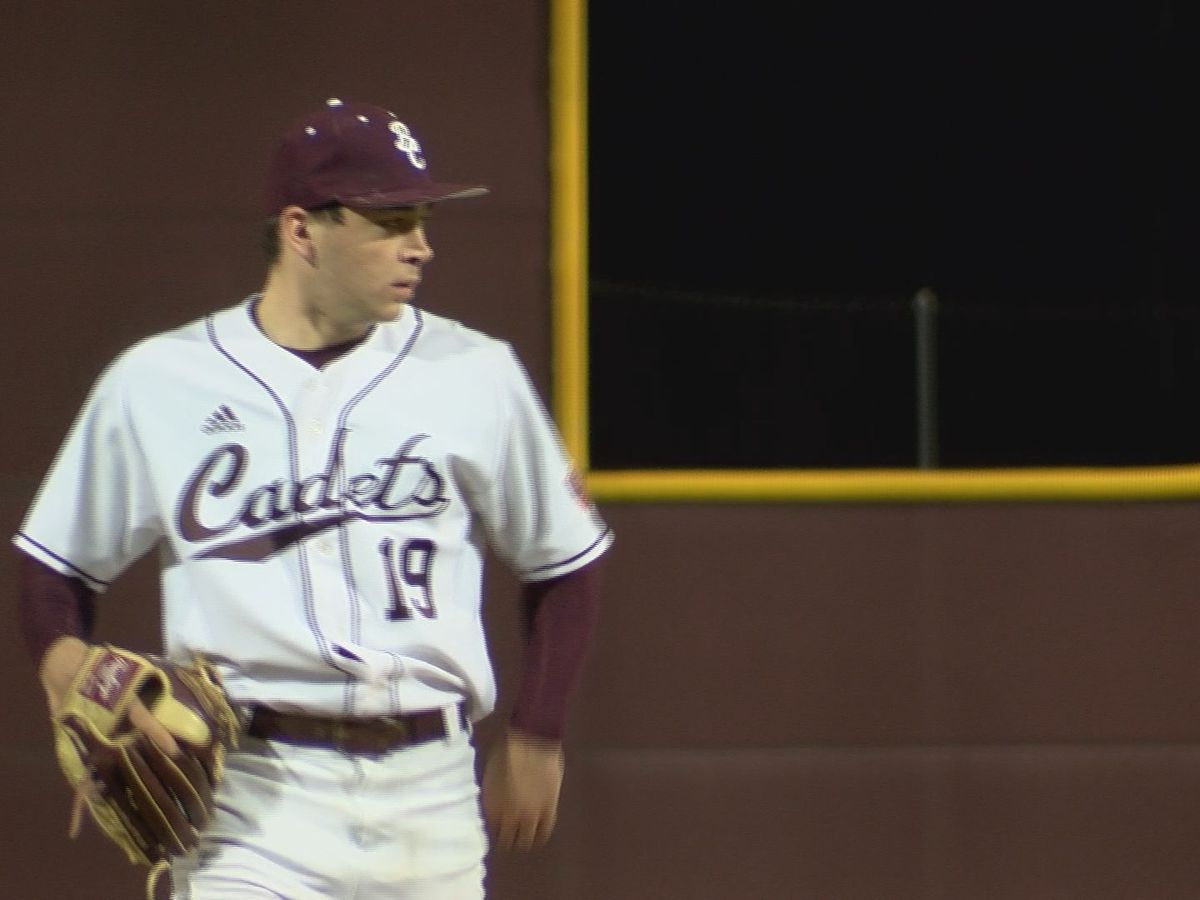 BC's Holton throws perfect game