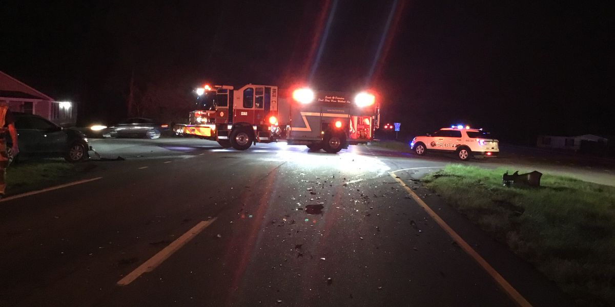 Morning crash on Trask Pkwy seriously injures one driver
