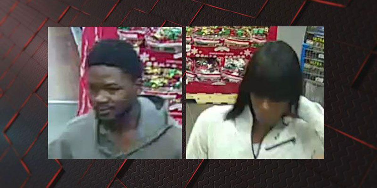 Metro police seek to identify Walmart shoplifting suspects