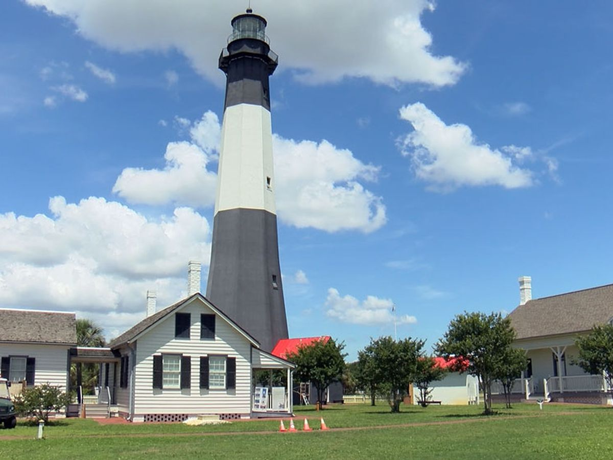 Celebrate National Lighthouse Day along the Ga., S.C. coasts