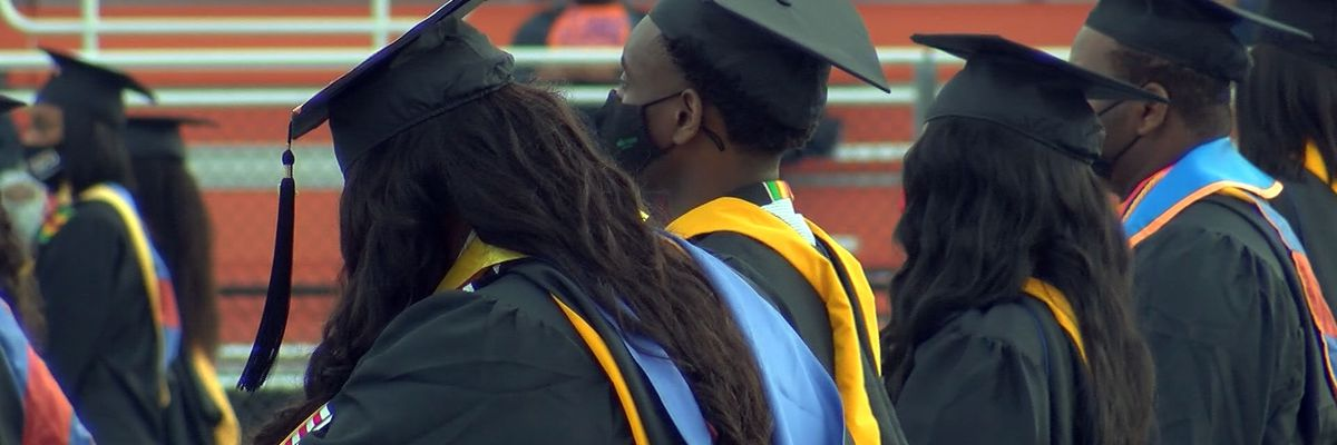 College graduations kick off this weekend with in-person ceremonies