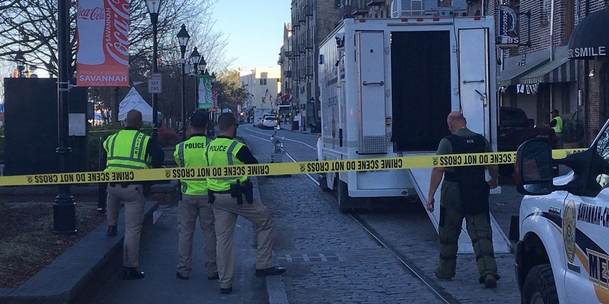All-clear given after suspicious package incident investigated on River Street