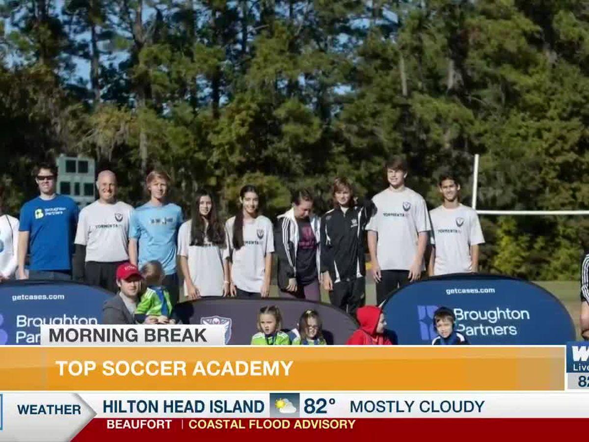 Tormenta FC Academy kicks off inclusive Top Soccer program